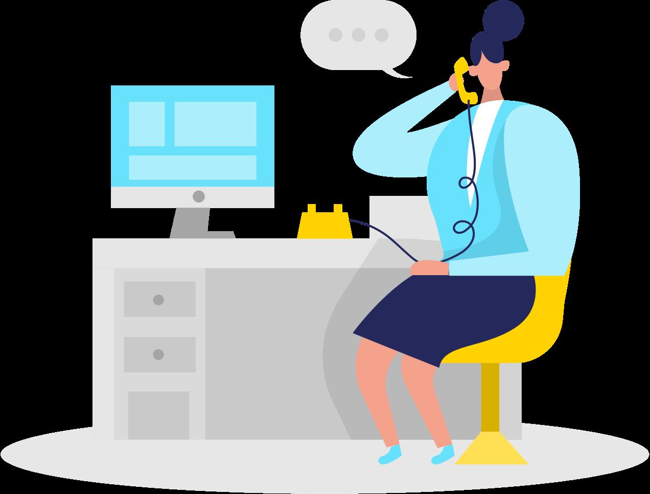 销售人员通过AI语音来进行呼叫提高提高销售额度